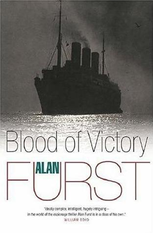 Mysterious Book Report Blood of Victory