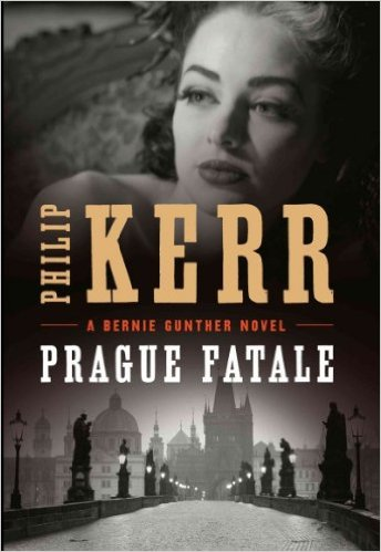 Mysterious Book Report Prague Fatale