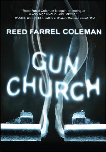 Mysterious Book Report Gun Church