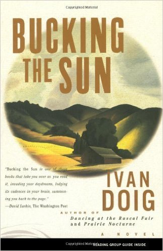 Mysterious Book Report Bucking The Sun