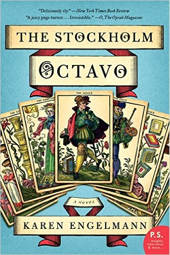 Mysterious Book Report The Stockholm Octavo