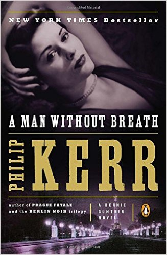 Mysterious Book Report A Man Without Breath