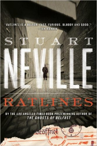 Mysterious Book Report Ratlines