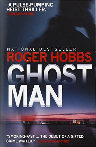 Mysterious Book Report Ghostman