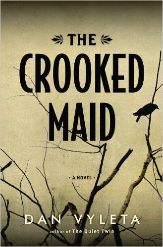 Mysterious Book Report The Crooked Maid