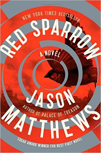 Mysterious Book Report Red Sparrow