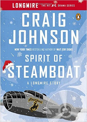 Mysterious Book Report Spirit of Steamboat