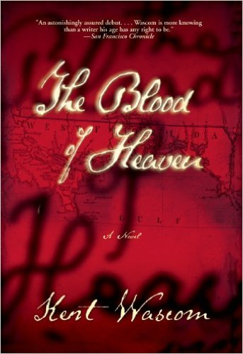 Mysterious Book Report The Blood of Heaven