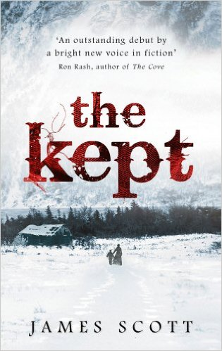 Mysterious Book Report The Kept
