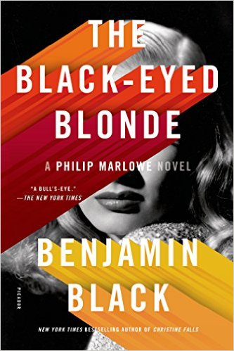 Mysterious Book Report The Black-Eyed Blonde