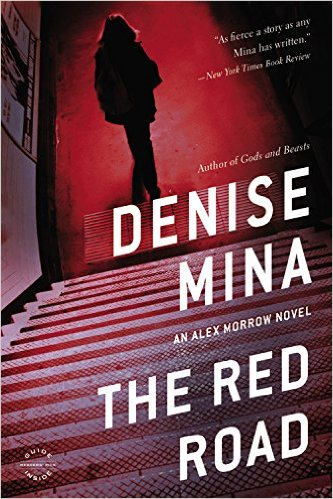 Mysterious Book Report The Red Road