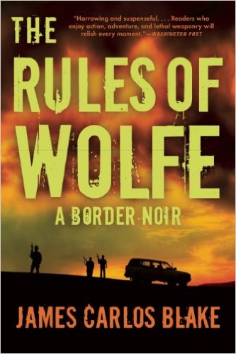 Mysterious Book Report The Rules of Wolfe