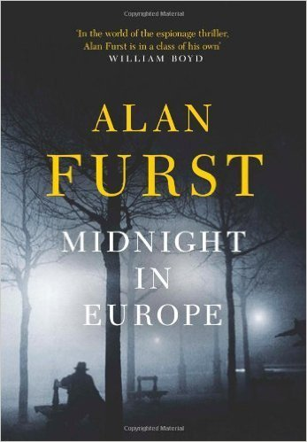 Mysterious Book Report Midnight in Europe