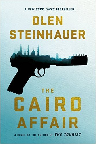 Mysterious Book Report The Cairo Affair