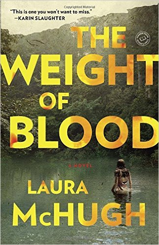 Mysterious Book Report The Weight of Blood