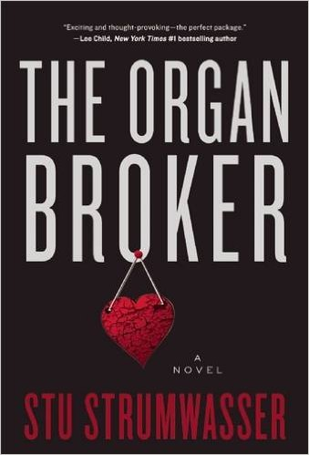 Mysterious Book Report The Organ Broker