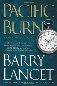 Mysterious Book Report Pacific Burn