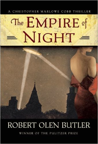 Mysterious Book The Empire of Night