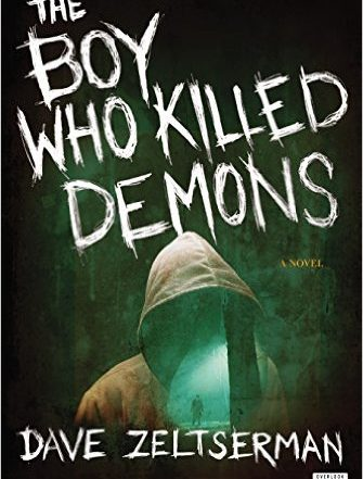 Mysterious Book Report The Boy Who Killed Demons