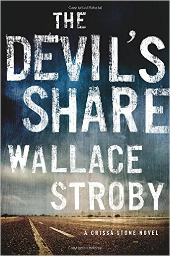 Mysterious Book Report The Devil's Share