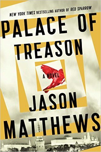 Mysterious Book Report Palace Of Treason