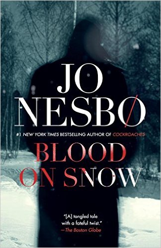 Mysterious Book Report Blood on Snow