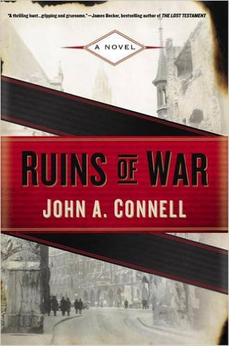 Mysterious Book Report Ruins Of War