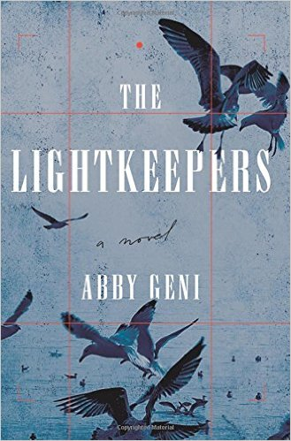 Mysterious Book Report The Lightkeepers
