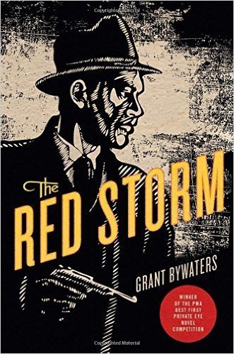 Mysterious Book Report The Red Storm