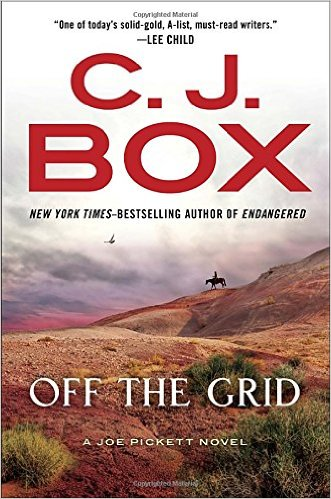 Mysterious Book Report Off The Grid