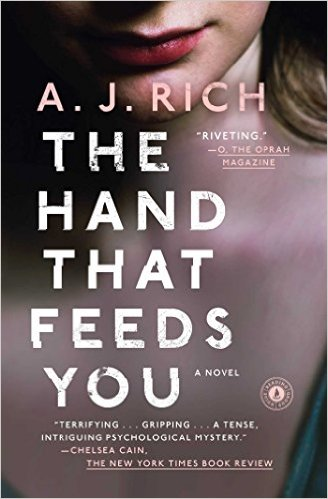 Mysterious Book Report The Hand That Feeds You