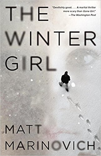 Mysterious Book Report The Winter Girl