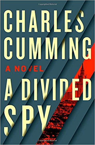 Mysterious Book Report A Divided Spy