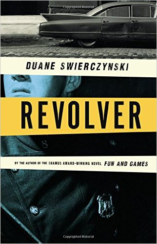 Mysterious Book Report Revolver