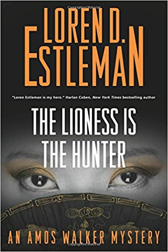 Mysterious Book Report The Lioness Is The Hunter