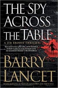 Mysterious Book Report The Spy Across The Table