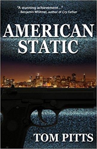 Mysterious Book Report American Static