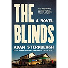 Mysterious Book Report The Blinds