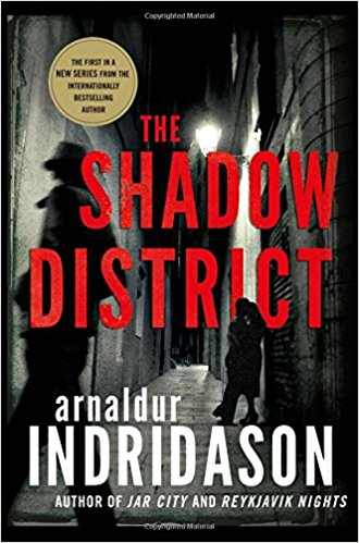 Mysterious Book Report The Shadow District