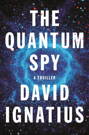Mysterious Book Report The Quantum Spy