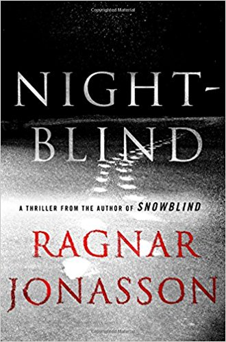 Mysterious Book Report Night Blind
