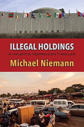 Mysterious Book Report Illegal Holdings