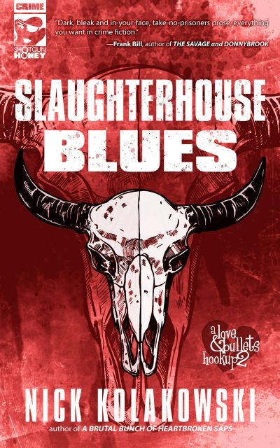 Mysterious Book Report Slaughterhouse Blues
