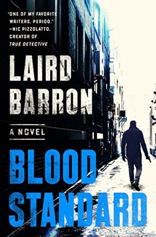 Mysterious Book Report Blood Standard