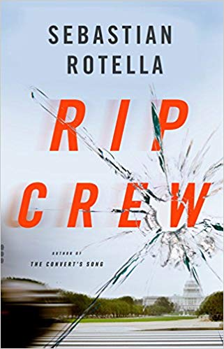 Mysterious Book Report Rip Crew