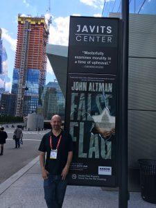 Mysterious Book Report John Altman